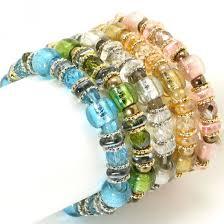 bracelet murano glass images Cassandra murano glass bracelet turquoise br341 turquoise jpg