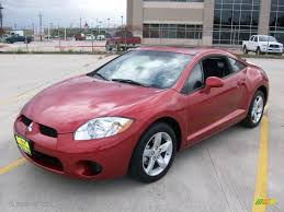 mitsubishi car 2008 2008 rave red mitsubishi eclipse gs coupe 1532991 gtcarlot com