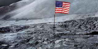 Dirty American Flag The Dirty Secrets Behind The Race To Put A Man On The Moon