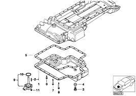 original parts for e39 m5 s62 sedan engine oil pan bottom part