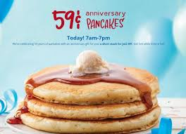 ihop celebrates anniversary with 59 cent pancakes kxan