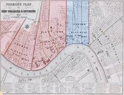New Orleans On Map The French Quarter U0027s Not So Secret Slaving History U2013 Timeline