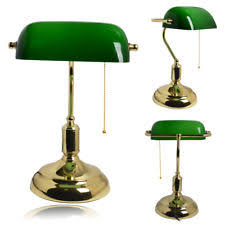 vintage green desk lamp ebay