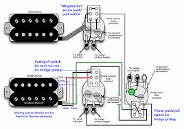 wiring mod for dual humbucker only one 4 conductor