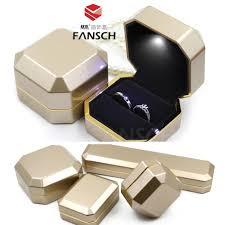 bracelet jewelry box images Usd 13 46 high grade led gold paint jewelry box proposal diamond jpg