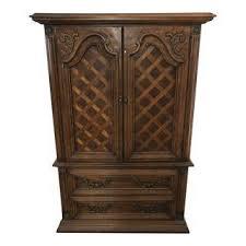 vintage u0026 used armoires u0026 wardrobes chairish