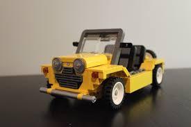 lego mini cooper engine lego ideas mini moke mk i