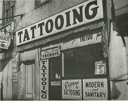 the history of tattoos in new york from bowery sensation to