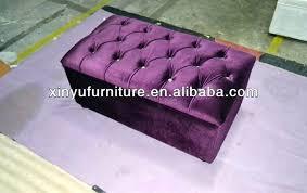Purple Storage Ottoman Purple Ottoman With Storage Purple Velvet Storage Ottoman Purple