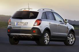 opel suv 2011 opel antara receives minor facelift with renewed engine lineup