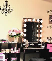 makeup vanity furniture makeup vanity diy brilliant setup for