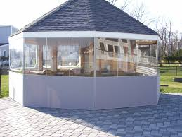 Clear Vinyl Roll Up Blinds Outdoor by Patio Enclosures U2013 Porch Enclosures U2013 Gazebo Enclosures U2013 Fabric