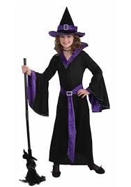 Girls Witch Halloween Costumes Kids Hocus Pocus Girls Witch Costume 17 99 Costume Land