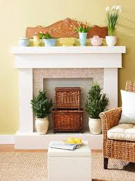4 ideas for fireplace decorating decorating storage and hearths