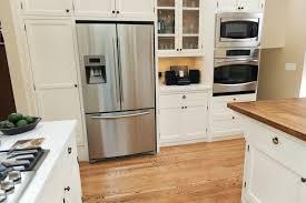 Wood Floor In Kitchen by 41 White Kitchen Interior Design U0026 Decor Ideas Pictures