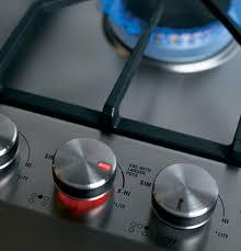 Gas On Glass Cooktop 36 Monogram 36