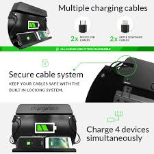 mini wall mount charging station chargetech