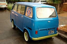 subaru sambar old parked cars 1969 subaru 360 van