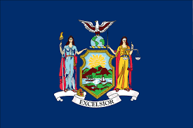 Long Island State Flag Official Symbols Of New York