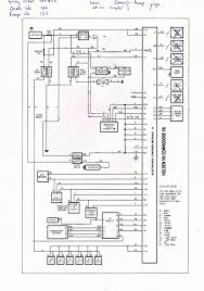 holden zafira wiring diagram holden wiring diagrams instruction