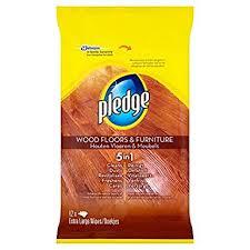pledge wood floor wipes 12 pack amazon co uk grocery