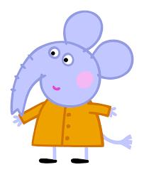 emily elephant character peppa pig wiki fandom powered wikia