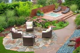 Low Budget Backyard Landscaping Ideas Landscape Design Ideas For Backyard