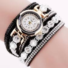 ladies leather bracelet watches images Women 39 s bracelet watches enso store jpg