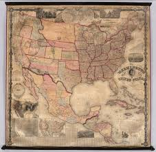 1861 Map Of The United States by Washington Map Of The United States David Rumsey Historical Map