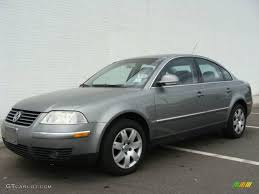 grey volkswagen passat 2005 united grey metallic volkswagen passat gls 1 8t sedan
