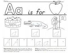 archsquare abby phonics kindergarten preschool worksheets