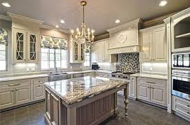 antique white kitchen cabinets with subway tile backsplash 30 antique white kitchen cabinets design photos