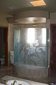 etched glass shower door designs 14 best tulloch images on pinterest etched glass glass showers