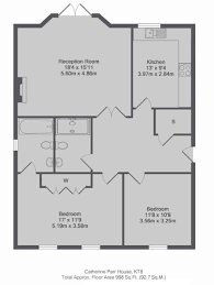 Flat For Sale In Queens Reach East Molesey Kt8 Dexters