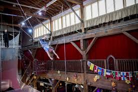 emerald city trapeze halloween team building package emerald city trapeze arts seattle