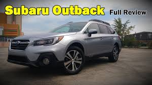 2017 subaru outback 2 5i limited red 2018 subaru outback full review 2 5i u0026 3 6r touring limited