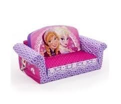 children sofa chair disney frozen armchair kids lounger flip open