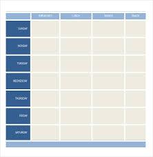 menu templates free download word enwurf csat co