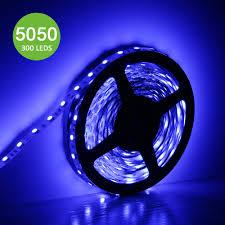 5050 led light strip blue 5050 led light strip 12 volt for home bar party christmas