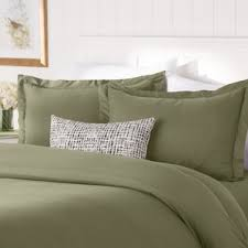 Green Double Duvet Cover Green Bedding Sets You U0027ll Love Wayfair