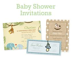 personalized baby shower invitations by crinklednose