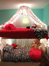 Bunk Bed Canopy Tent Project Possible Project Lighted Bed Canopy Mybungalow