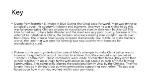 thesis rationale thesis the great leap forward created by mao to