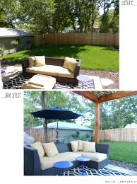 Backyard Renovations Before And After Before After Archives South On Broadway