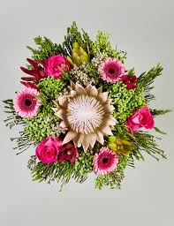 Protea Flower The Collection King Protea Flower Bouquet M U0026s