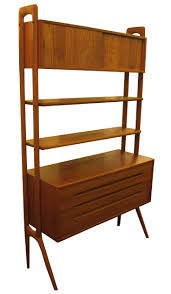 242 Best Mid Century Images On Pinterest Wall Units Danish