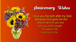 Anniversary Wishes Wedding Sms Happy Anniversary Messages Amp Sms For Marriage Always Wish Anniversary Wishes For Parents Wishes4lover