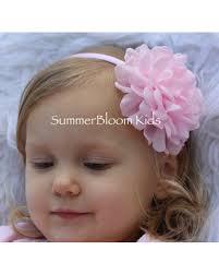 toddler headbands deal on light pink headbands pink flower headband big