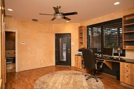 Craftsman Ceiling Fan by Craftsman Home Office With Carpet U0026 Flush Light In Tucson Az