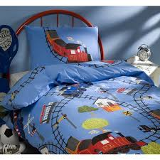 Childrens Duvet Cover Sets Uk Children U0027s Duvet Cover Set 100 Cotton Trains Becky U0026 Lolo